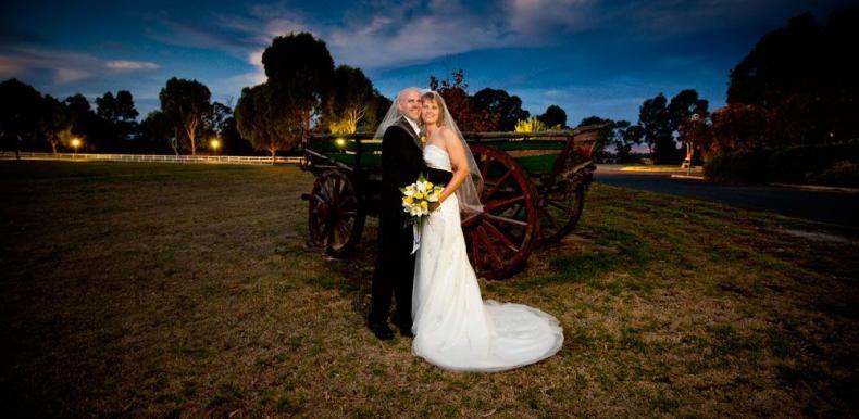 Wedding reception venue Perth